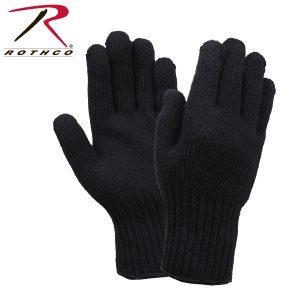 قفاز تكتيكي G.I. Glove Liners, روثكو, اسود