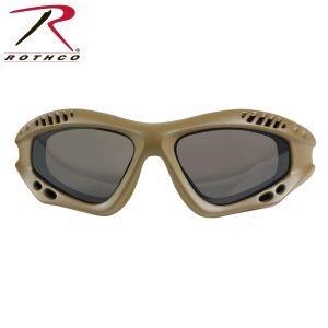 نظارات شمسية تكتيكية روثكو بني