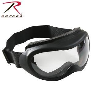 نظارات تكتيكية ضد الرياح روثكو اسود