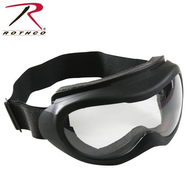 e8e782c54 نظارات تكتيكية ضد الرياح روثكو اسود - نظارات - العملاق العسكري