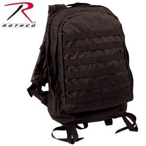 حقيبة ظهر عسكرية اسولت روثكو اسود