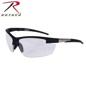 نظارة شمسية رياضية روثكو اسود