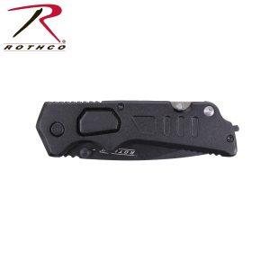 سكين جيب عسكري روثكو اسود