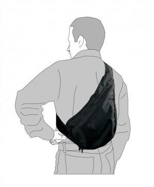 حقيبة وشنطة مسدس فيجا هولستر اسود